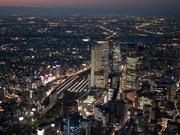 名古屋上空ヘリ遊覧に「1億ドル夜景宣言」-セコ・インターナショナル