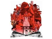 羽田国際線駅でオムニバスアニメ「SHORT PEACE」パネル展-コラボビジュアルも