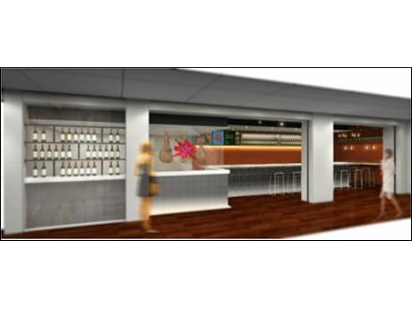 羽田空港に「スペインクラブ」-オープンスペースに本場の「バル」