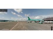 ダブリン空港がグーグルストリートビューに滑走路公開 世界初
