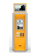 外国硬貨を電子マネーに交換する端末 成田空港に国内初設置