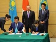 日本ーカザフスタン直行便が開設可能に 航空交渉合意で