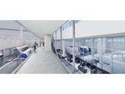 羽田に「ANA Airport」 新総合訓練施設、一般見学エリアも設置