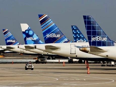ジェットブルーが顔認識による搭乗手続き 航空業界に生体認証技術導入進む