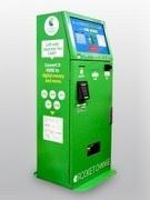 新千歳空港に外貨を電子マネーに交換するキオスク端末「ポケットチェンジ」