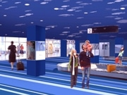 Oita Airport Seeking Fish Prints for Baggage Claim Area Remodeling