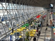 Kansai Airport 6th Best in World, 2nd Cleanest - British Research Company Announcement