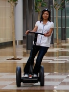 Start of Segway Tours at Central Japan International Airport - Courtesy of JTB Chubu