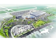 Former International Terminal at Nagoya Airport Turned into Shopping Center - Environmentally-Friendly and Nostalgic Facilities