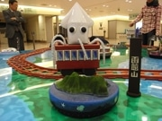Squid Robot Gives Tourist Information at Hakodate Airport - Made with Help from Local Students