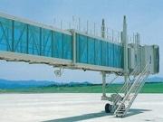 New Barrier-Free Boarding Bridge at Haneda's New International Terminal
