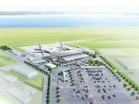 Official Gov't Announcement: Iwakuni Air Base to Become Shared Civilian Airport