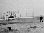 106 Years since 1st Powered Flight by Wright Brothers - No Big Events in Japan