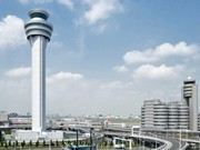 New Control Tower at Haneda Airport Begins Work - World's Third-Tallest at 115.7 Meters