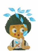 """International Environmental Picture Book Contest"" Awards Ceremony at Haneda Airport - ""Leaf Paintwork"" Gets Grand Prize"