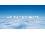Narita Airport Branding: World Sky Gate_Narita
