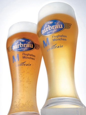 World's Only Beer Made in an Airport - Limited Quantities of German Brew on Sale at Chubu Int'l Airport