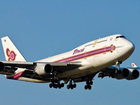 Thai Airways International to Fly Daily between Haneda and Bangkok Starting November 1