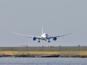 Boeing 787 Test Flights from Haneda to Other Japanese Airports for Inspections Prior to Service under ANA