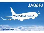 Netizens Guess Next FDA Aircraft Color in Campaign - 6th ERJ Coming at End of Nov.