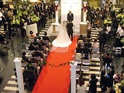 Ibaraki Couples Surviving Earthquake Apply to Win Free Wedding Ceremony at Kobe Airport