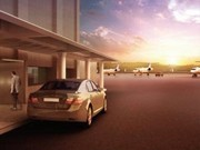 Business Jet Terminal Opening on March 31 at Narita Airport Will Be 1st in Tokyo Area