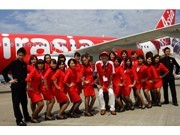 AirAsia Japan Reveals New Livery and Uniforms Prior to Aug 1 Domestic Service Start