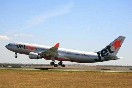Jetstar Flying Kansai-Singapore Direct Starting Nov 1