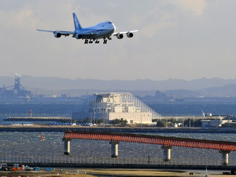NEC Bird Strike Prevention System Used at Haneda Detects Bird Positions
