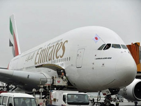 Direct Emirates Flights between Haneda & Dubai Mark 3rd Japan Route after Kansai & Narita