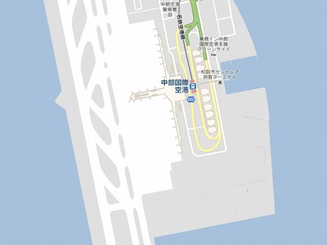New LCC Terminal to Open at Centrair in Late 2014