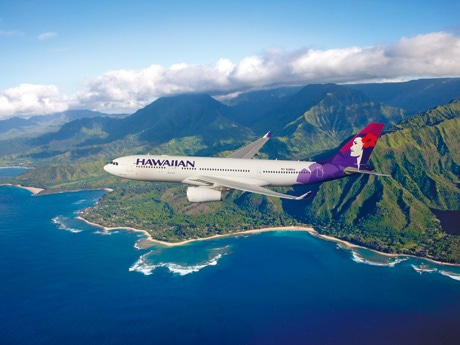 Hawaiian Airlines Opens 5th Route to Japan: Sendai-Honolulu