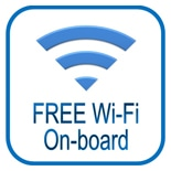 Free Wi-Fi on KIX-Kyoto Shuttles in Response to Demands of Int'l Travelers