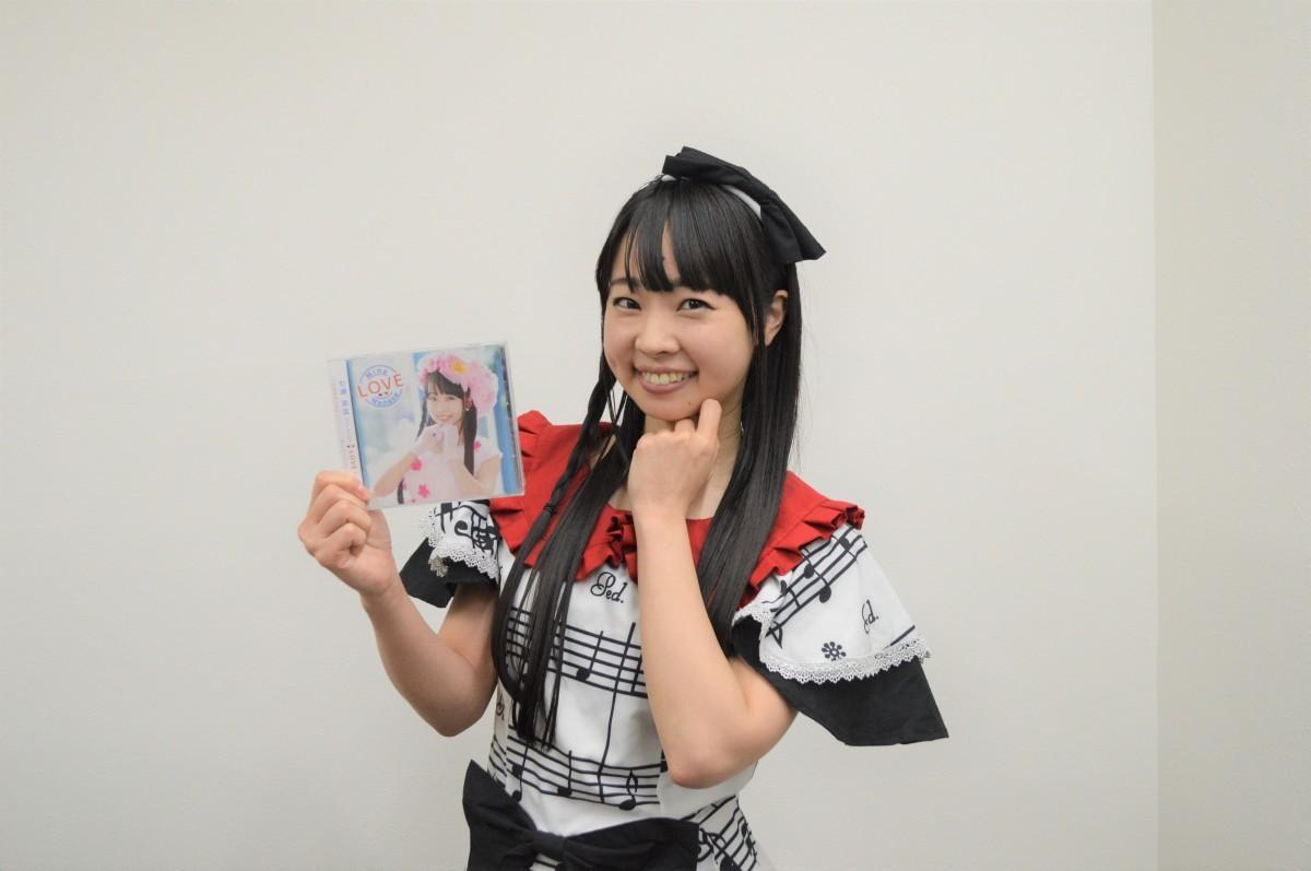 「七瀬美菜」さん(通称 ななみん) 4月3日発売のCDと一緒に