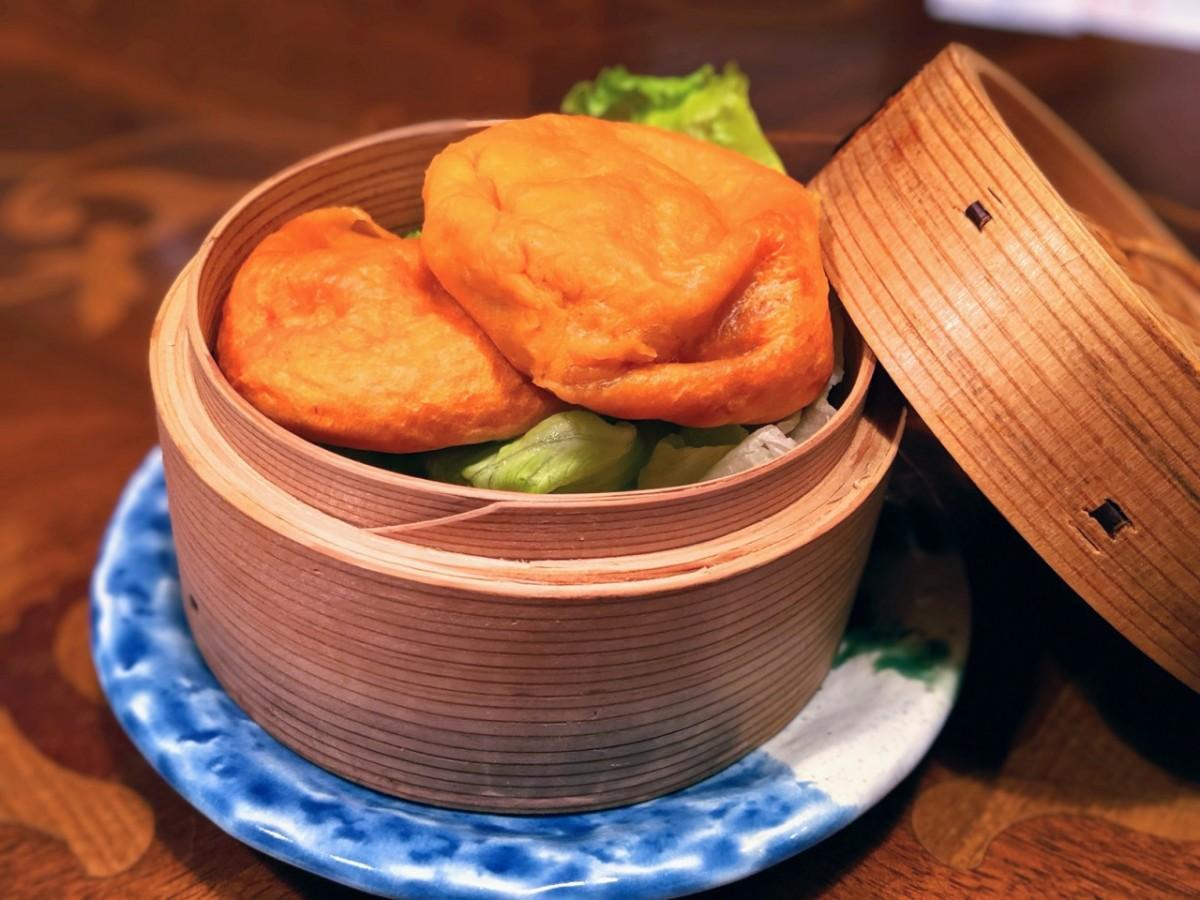 新メニュー「赤羽饅頭(まんじゅう)」通称「赤まん」