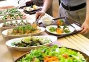赤坂にオーガニック食材を使ったデリ&カフェ-ランチ限定弁当も