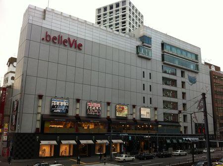 3月31日に閉店する「ベルビー赤坂」