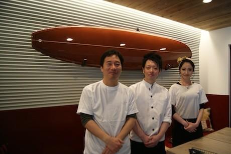 赤坂にダイニングカフェ&バー「ニジイロ」-店内イベントも企画中