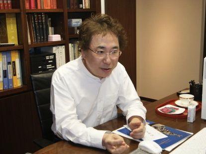 スポンサーに名乗り出た高須克弥院長