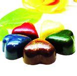 赤坂のチョコレート専門店がバレンタイン限定商品-五輪カラーのチョコも