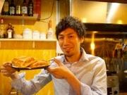 赤坂にサンドイッチメーンのカフェ 300度のプレス機でパンを焼いて提供