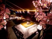 赤坂のダイニングバーが「こたつで花見」 鍋やBBQのプラン用意