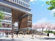 赤プリ跡地・東京ガーデンテラス紀尾井町の出店店舗が決定 2階は永田町駅と直結