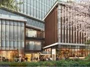「東京ガーデンテラス紀尾井町」、連休明けに商業施設の一部がオープン