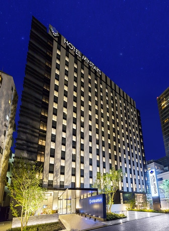 「ホテルマイステイズプレミア赤坂」外観