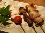 赤坂に創作炭火焼き鳥店「鳥旬かがり火」 和食歴18年の板前が腕振るう