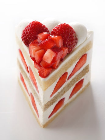 ニューオータニで1ピース3,000円のショートケーキ 1日10個限定