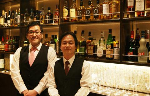 赤坂に「BAR WANDERER」 銀座のバー「L'essentiel」姉妹店としてオープン