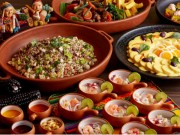 ANAインターコンチで「南米ペルー料理」 セビーチェなど20種を用意