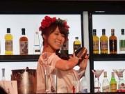 赤坂の元アイドルの女性バーテンダーが日本一に 母の日カクテルで